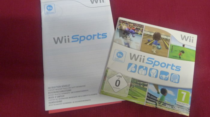 nintendo wii console including 9 games and many accessories catawiki rh auction catawiki com Nintendo Wii Manual Setup Nintendo Wii Ports