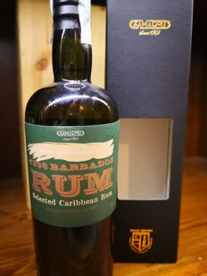 Rum Barbados 1996 - bottled 2007 - Samaroli