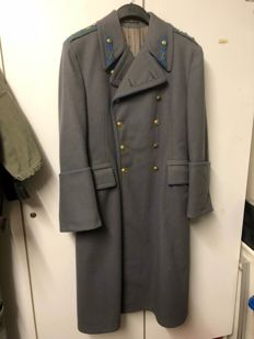 Coat of the Hungarian police circa 1950