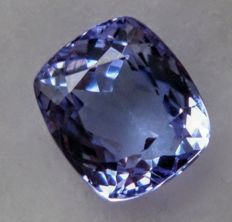Tanzanite - Blue - 2.28 ct