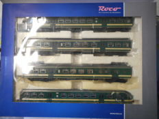 Roco H0 - 69165 - 4-piece train set Mat 64 Plan T of the NS