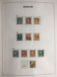 Netherlands 1852/1992 - Collection in 3 Davo albums