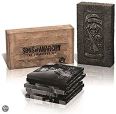 Sons of Anarchy Complete DVD Collectable Collection