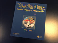 Panini - Book World Cup Football Collections 1970 to 2006