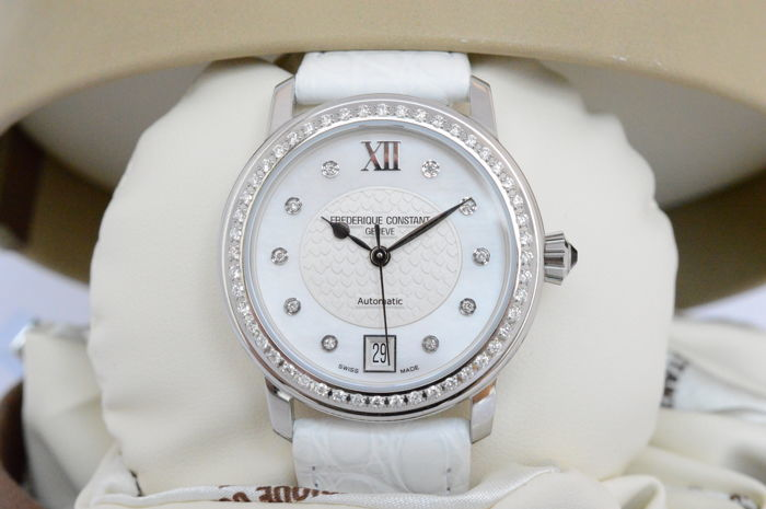 Frédérique Constant - Ladies Automatic Diamonds - FC-303WHD2PD6 - Mujer - 2011 - actualidad