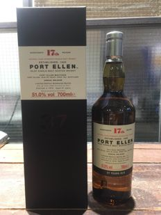 Port Ellen 1979 37 year old 17th Release Special Releases 2017