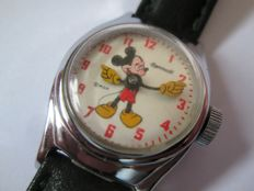 Disney, Walt - Watch Ingersoll (Timex) - Mickey Mouse (1950s)