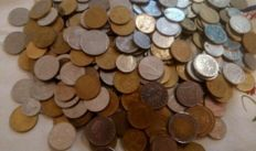 Republic of Italy - Lot of 510 coins