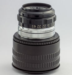 EL-Nikkor 105mm f5.6 Super Sharp Lens for Nikon AI Camera Marco to Infinitive