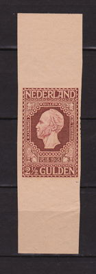 The Netherlands 1913 - Independency Colour proof - PC172