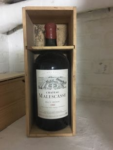 1988 Chateau Malescasse Haut Medoc Cru Bourgeois x 1 Double magnum (3 ltrs)