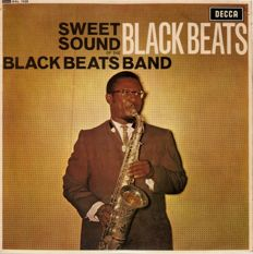 "The Black Beats Band. Sweet Sounds Of The Black Beats 10"" Album"