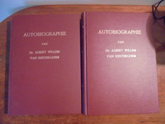 Autobiography of Dr. Albert Willem van Renterghem - Two volumes - 1993