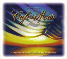 Buddha-Bar, Cafe del mar and other chill-out, ambient, relaxation, house compilation cds