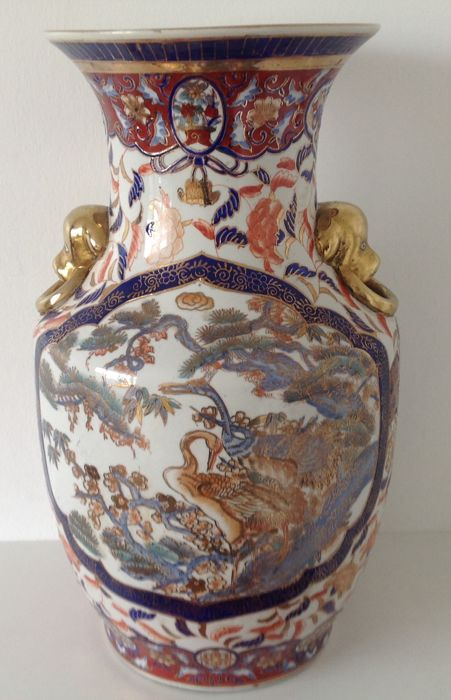Large Chinese Vase China 1950s 70s Catawiki