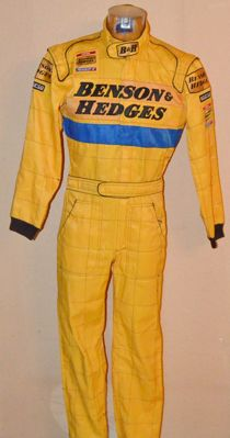"Jordan GP ""Benson & Hedges"" Overalls by Sparco"
