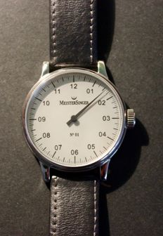 Meistersinger No. 1 AM301 - Heren horloge