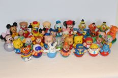 28 old, little tumblers, of which some with sound