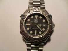Tag Heuer WS 2110-2 Men's Diver's watch 1980-1990
