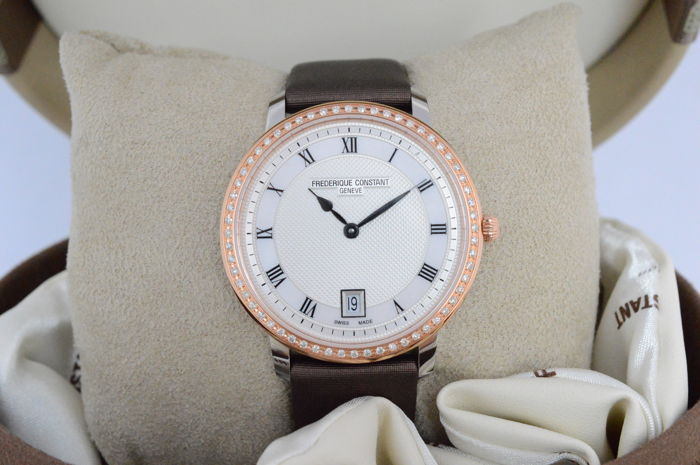 Frédérique Constant - SLIMLINE JOAILLERIE - FC-220B4SD36 - Mujer - 2011 - actualidad