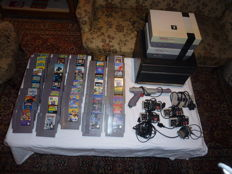 2x Nintendo NES console including 44 nes games and more