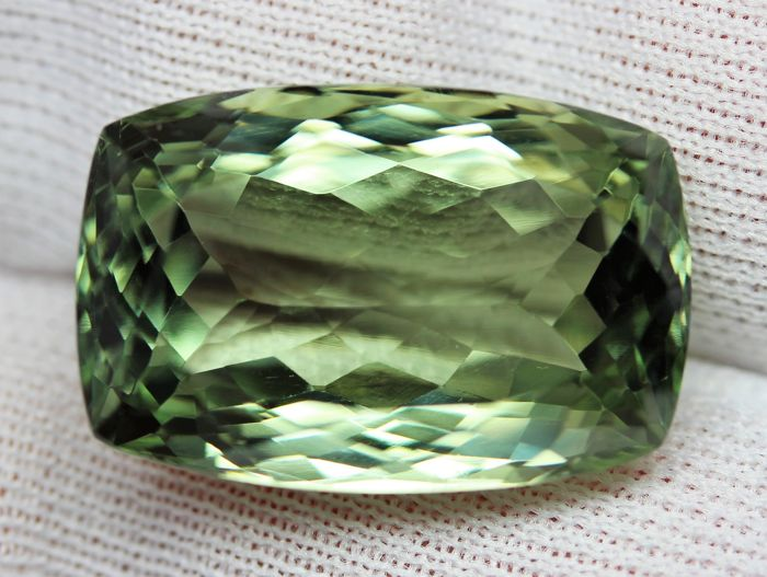 Prasiolite – 22.21 ct - No Reserve Price