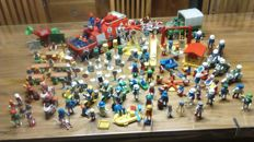 Playmobil-Vehicles and Figures-City-Peroide 1975-1995.