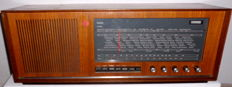 Vintage rube radio Saba Lindau, Mod. Ll 18, year of manufacture around 1966