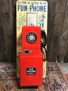 Bally - Fun Phone - 1950s