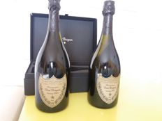 2004 Dom Perignon Vintage Champagne - 2 bottles (75cl) with original box