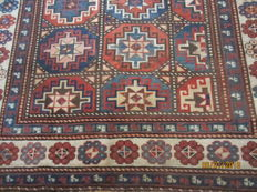 Moghan rug from the Caucasus