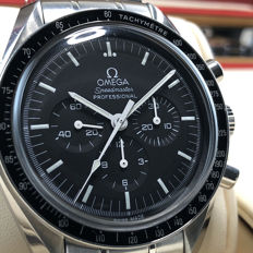 Omega - Speedmaster Professional Chronograph The First MoonWatch - Ref. 35705000 Cal.1861 - Men - 2000-2010