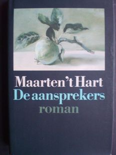 Maarten 't Hart; Lot f11 books by/about the writer - 1979/2016