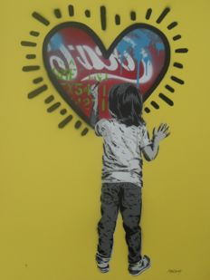 Alessio-B - Heart Yellow
