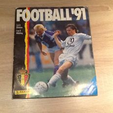 Panini - Football 91 - Complete album