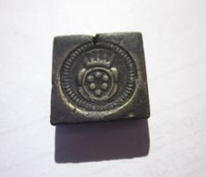 Italy - Ponderal for the Doppia of Florence, great ducat of Toscana - 17th century - 6.5 g