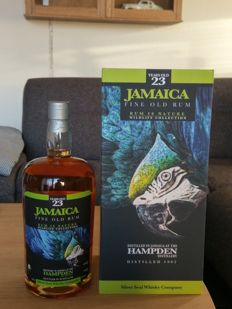 Silver Seal Hampden 1992 Jamaica 23 years old - magnum 1.5 Liter