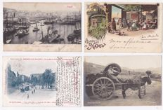 ITALY - 180 x - With many circulated cards from the period 1900-1920