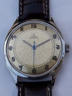 Omega - Automatic Bumper Automaat 1944 - 2421-2 - Homme - 1901-1949