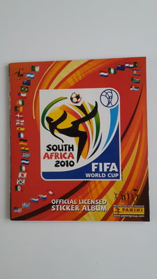 Panini - WC World Cup 2010 South Africa - Complete album