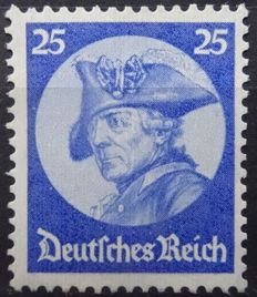 German Empire 1926/1933 - Friedrich der Grosse & Albrecht Dürer - Michel 397 & 479/481