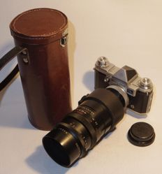 Praktina IIa - single-lens reflex - 1958