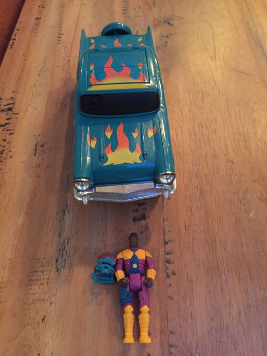 1988 Parker M a s kCollection 9 Vehicles Kenner 1986 Of Toys gfIYv7b6y