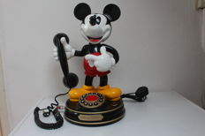 Disney - Talking Telephone Superphone Holland - Mickey Mouse (1980s/90s)