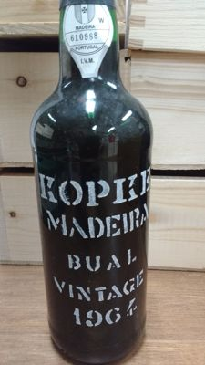"1964 Madeira ""Bual"" Kopke - bottled in 1998"