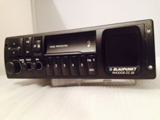 Classic Blaupunkt RHODOS CC 25 classic car radio from the 1990s Volkswagen/Ford/Opel etc.