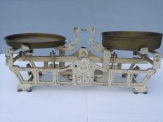 Original Italian wrought iron scale - ca. 1930 - Italy, Sicily