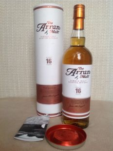 Arran 16 years old. Limited Edition, first of trilogy.