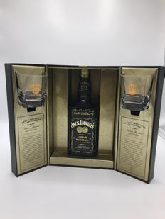 Jack Daniel's Double Gold medal limited edition - Signed