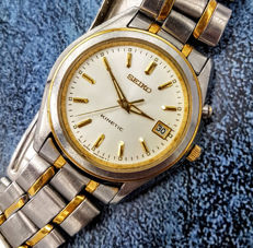 Seiko Kinetic  - 1990-1999 - Men's Watch